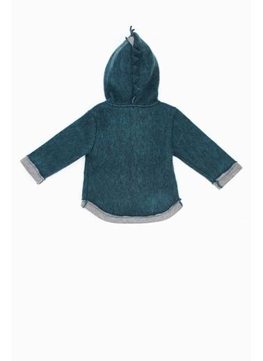 BG Baby Erkek Bebek Yeşil Ceket Yeşil